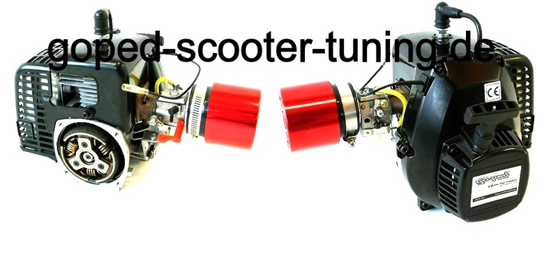 Chung Yang GP460 Engine 4,2+HP / CY460 Engine