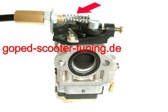 Walbro Spring Throttle Return Fits Walbro And Replica