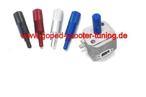 Piston Stopper RC Zenoah, Chung Yang, Pocket Bike, Gas Scooter and Kart Engines