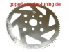 Go-ped Sprockets 60 - 98 Tooth