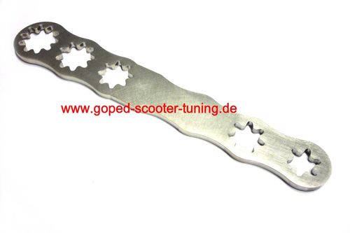 Sprocket Removal Tool V2A for 6-10 Tooth 25H Chain Sprockets