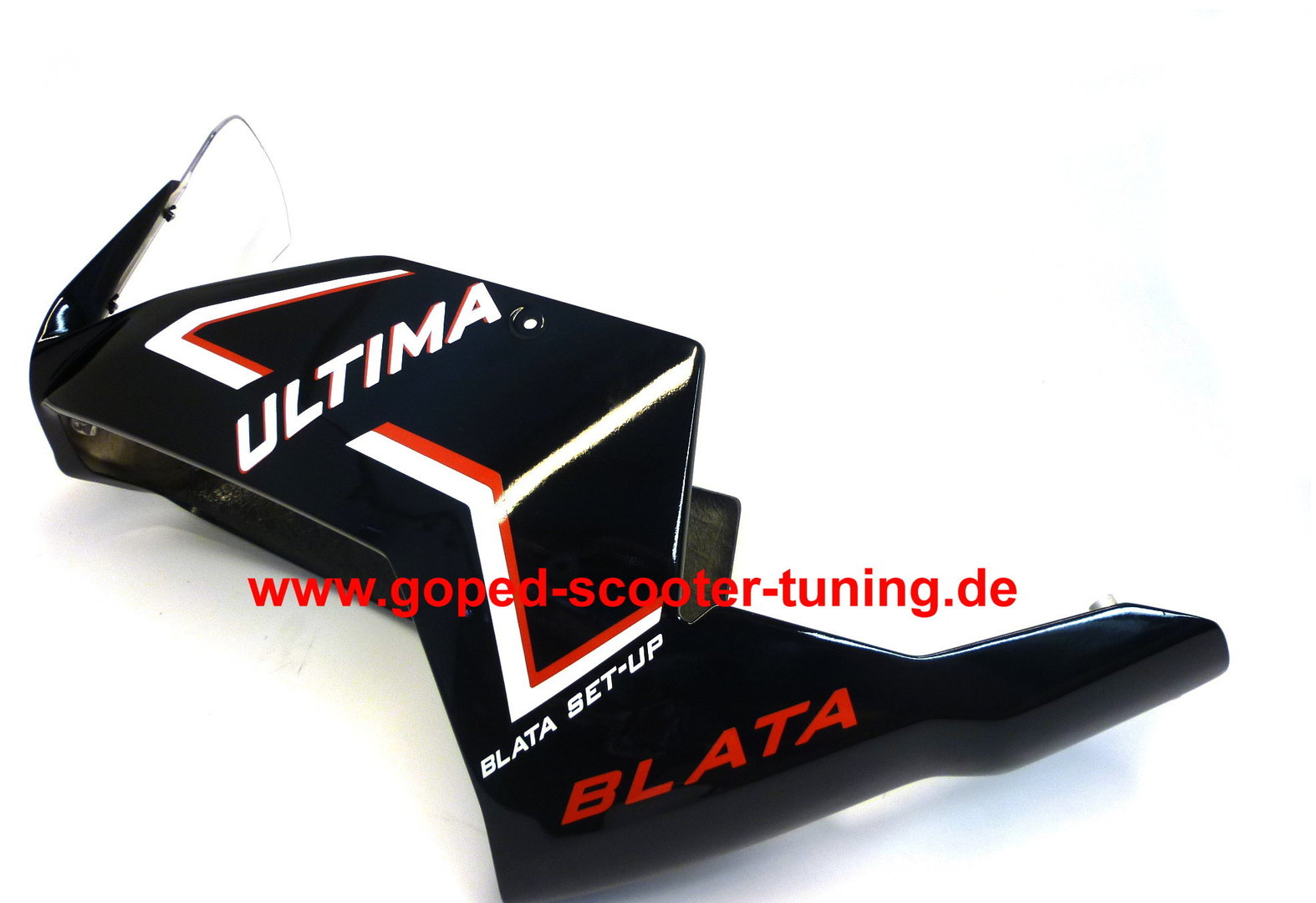 blata ultima cowling complete without decal set. Black Bedroom Furniture Sets. Home Design Ideas