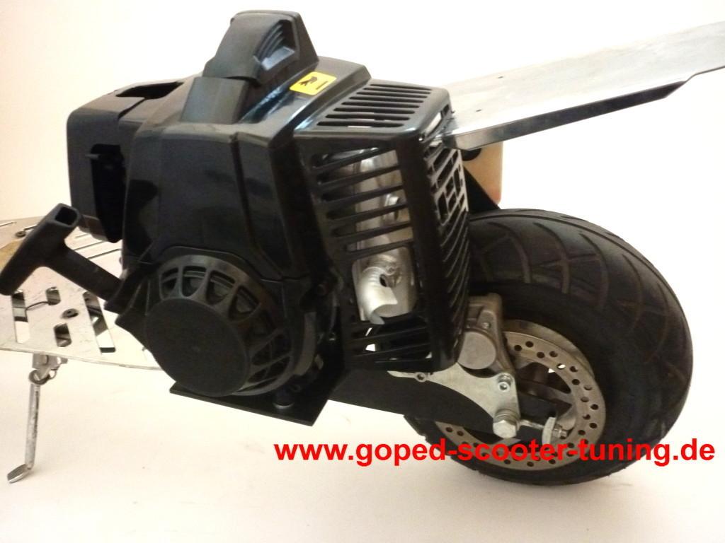 mach1 benzin scooter 71ccm motor goped scooter tuning. Black Bedroom Furniture Sets. Home Design Ideas