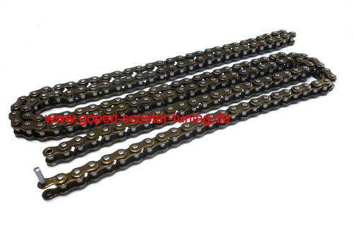 KMC 25H Racing Chain ( 25HD Chain ) KMC Chain fits Go-ped, Pocket Bike, Miniquad