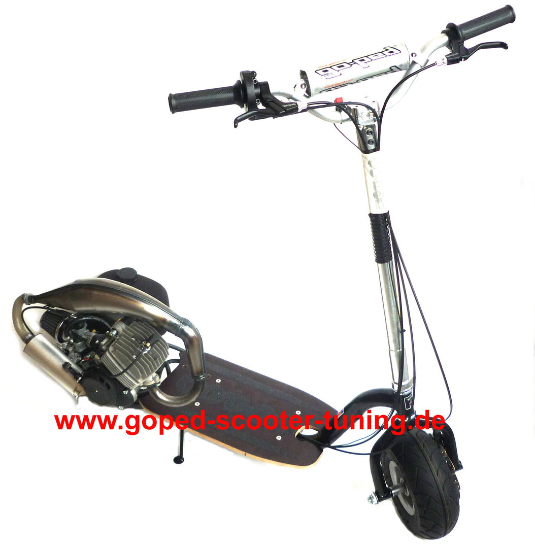 gsr 39 with 12hp racing engine goped scooter tuning. Black Bedroom Furniture Sets. Home Design Ideas