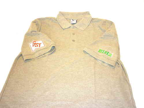 Poloshirt with Goped Scooter Tuning and Blata Logo