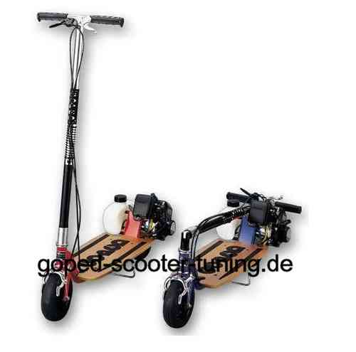 california go peds mit benzin motor goped scooter tuning. Black Bedroom Furniture Sets. Home Design Ideas