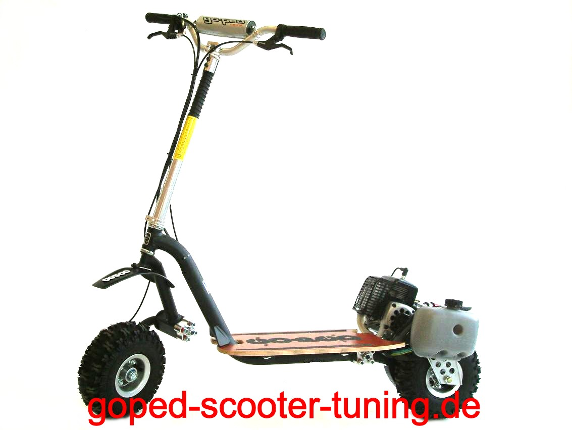 Scooter Tuning Shop : california go ped trail ripper gtr46 goped scooter tuning ~ Aude.kayakingforconservation.com Haus und Dekorationen