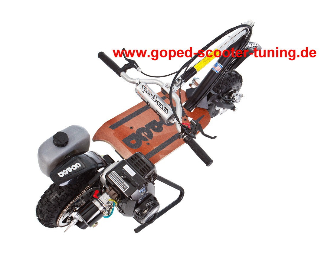 Small Engine Scooters : Go ped scooters goped scooter parts small