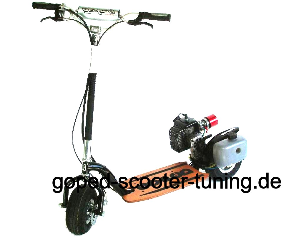 Scooter Tuning Shop : california go ped super gsr46 goped scooter tuning ~ Aude.kayakingforconservation.com Haus und Dekorationen