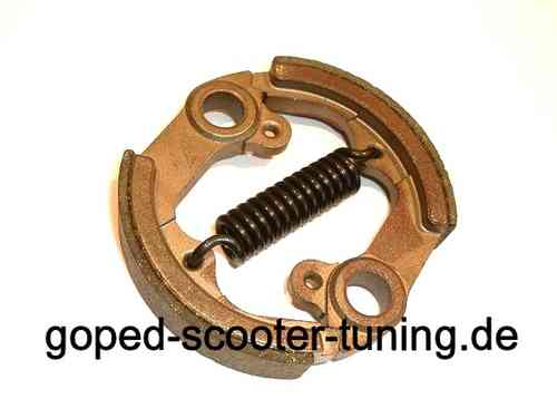 Goped GSR40 / Zenoah G43L Clutch Shoes and Spring 4720AB