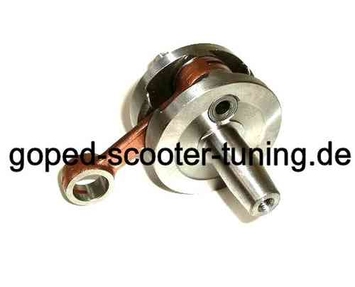 Full-circle Pocketbike Crankshaft for 10mm Pin