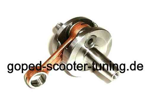 Full-circle Pocketbike Crankshaft for 12mm Pin