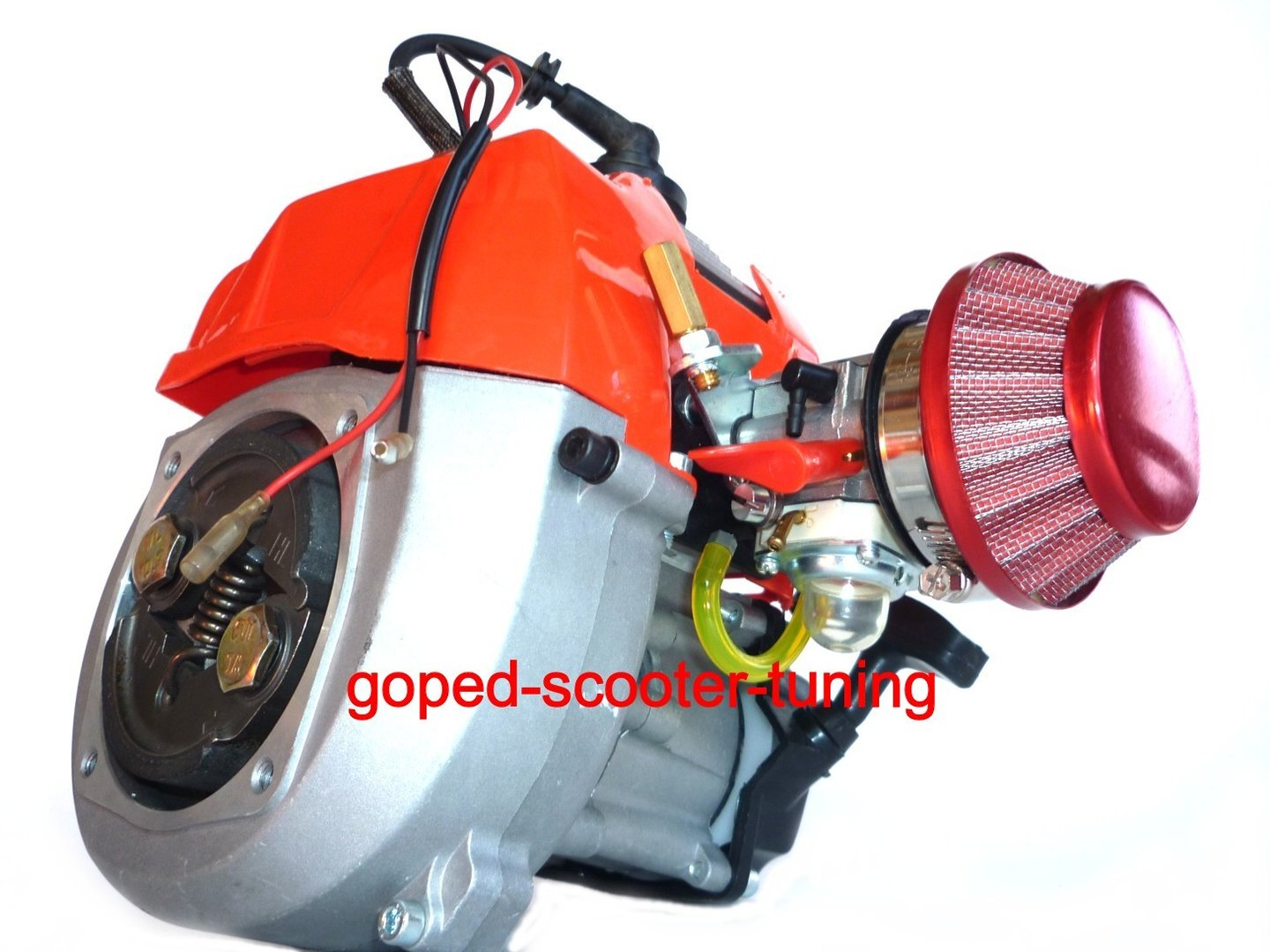 52cc Gas Scooter Race Engine