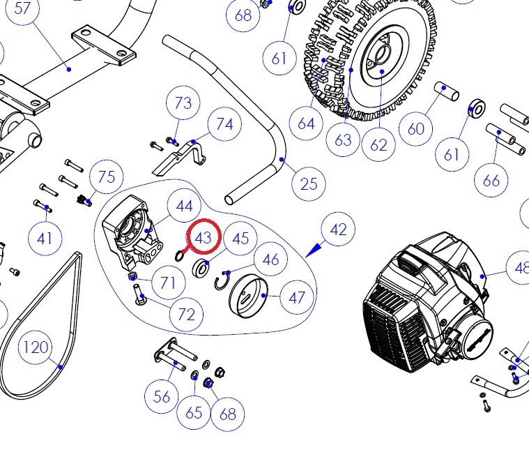 Bigfoot Power Wheel Wiring Harnes