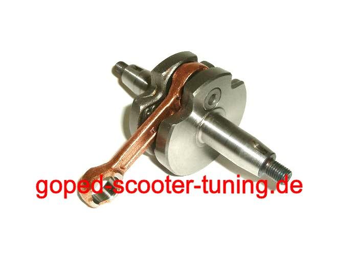 gp420 gp460 crankshaft 121130024 goped scooter tuning. Black Bedroom Furniture Sets. Home Design Ideas