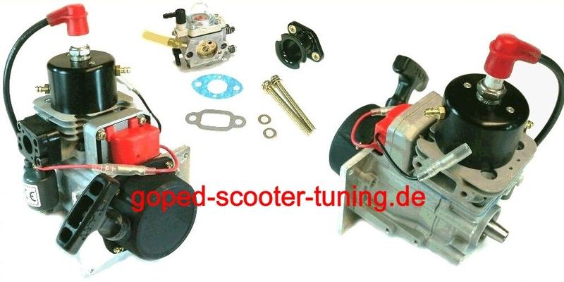 Piston Stopper RC Zenoah, Chung Yang, Pocket Bike, Gas Scooter and Kart  Engines