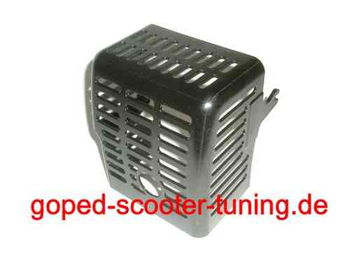 Auspuff Cover / Abdeckung Chung Yang Motor 4309
