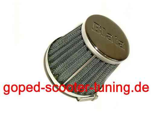 Air Filter with 42mm Flange PHVB Dellorto 19 / 22 330.083.04