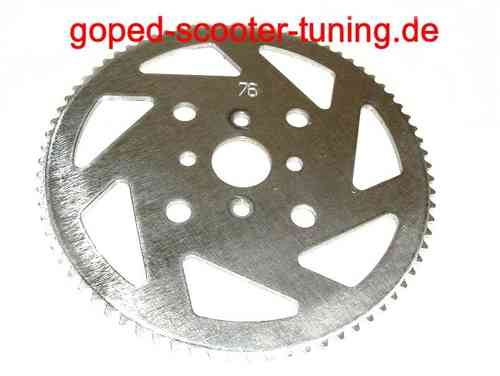 Go-ped Sprocket 68 Tooth (GSR`S) GSR1013.68