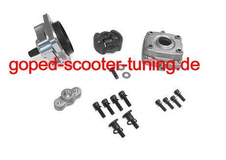 Clutch Kit for Drive Spindle System / Change direkt Drive Gopeds to Clutch  Drive