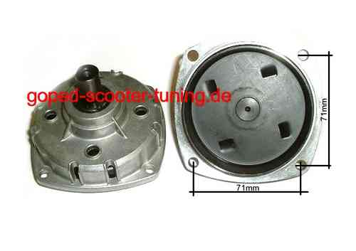 Chung Yang GP460/GP420 78mm outer clutch bell housing for RC Boat using only