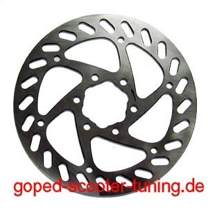 140mm Brake Disc for Goped Billet Front Wheel