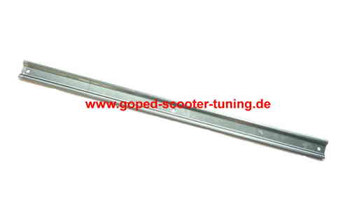 Metal rails for storage bins PP L = 104cm