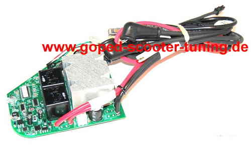 Go-ped Battery Controller Board
