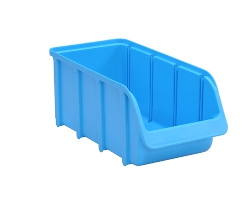 Storage bin PP size 3/L in blue