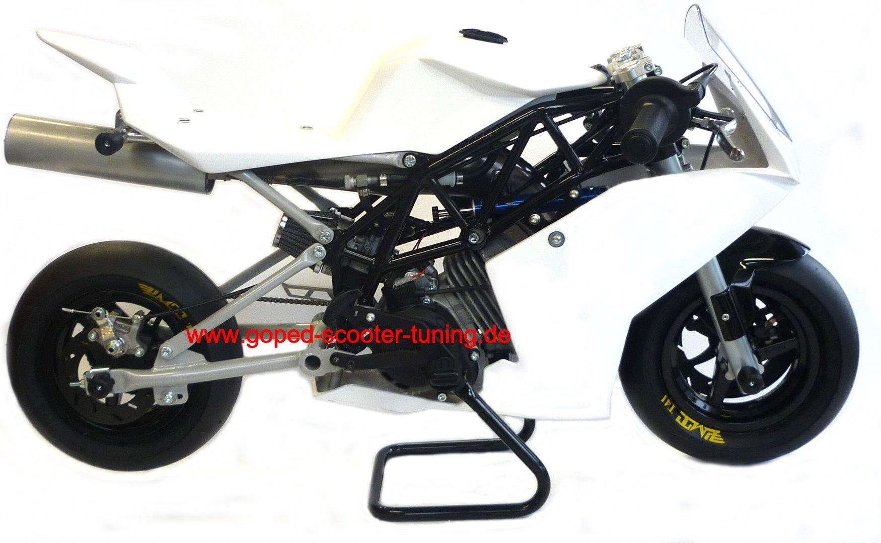 blata ultima junior concept basismodell goped scooter. Black Bedroom Furniture Sets. Home Design Ideas