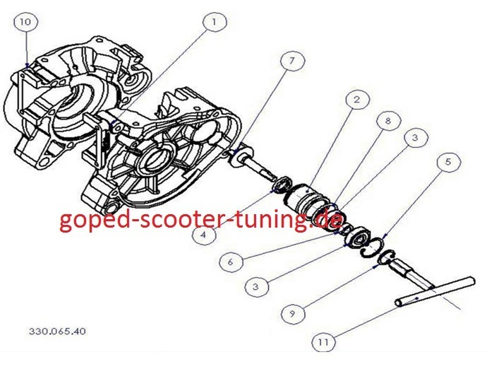 Goped Scooter Wiring Diagram Goped Circuit Diagrams