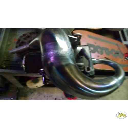 "Jet-Pro ""Rhino Race"" Exhaust Pipe California Goped GTR46 / GSR46R / Riot"