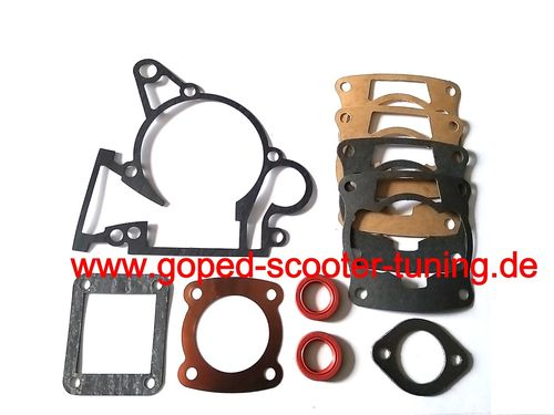 Gasket Set for 39cc C1 air cooled MTA4 Pocket Bike