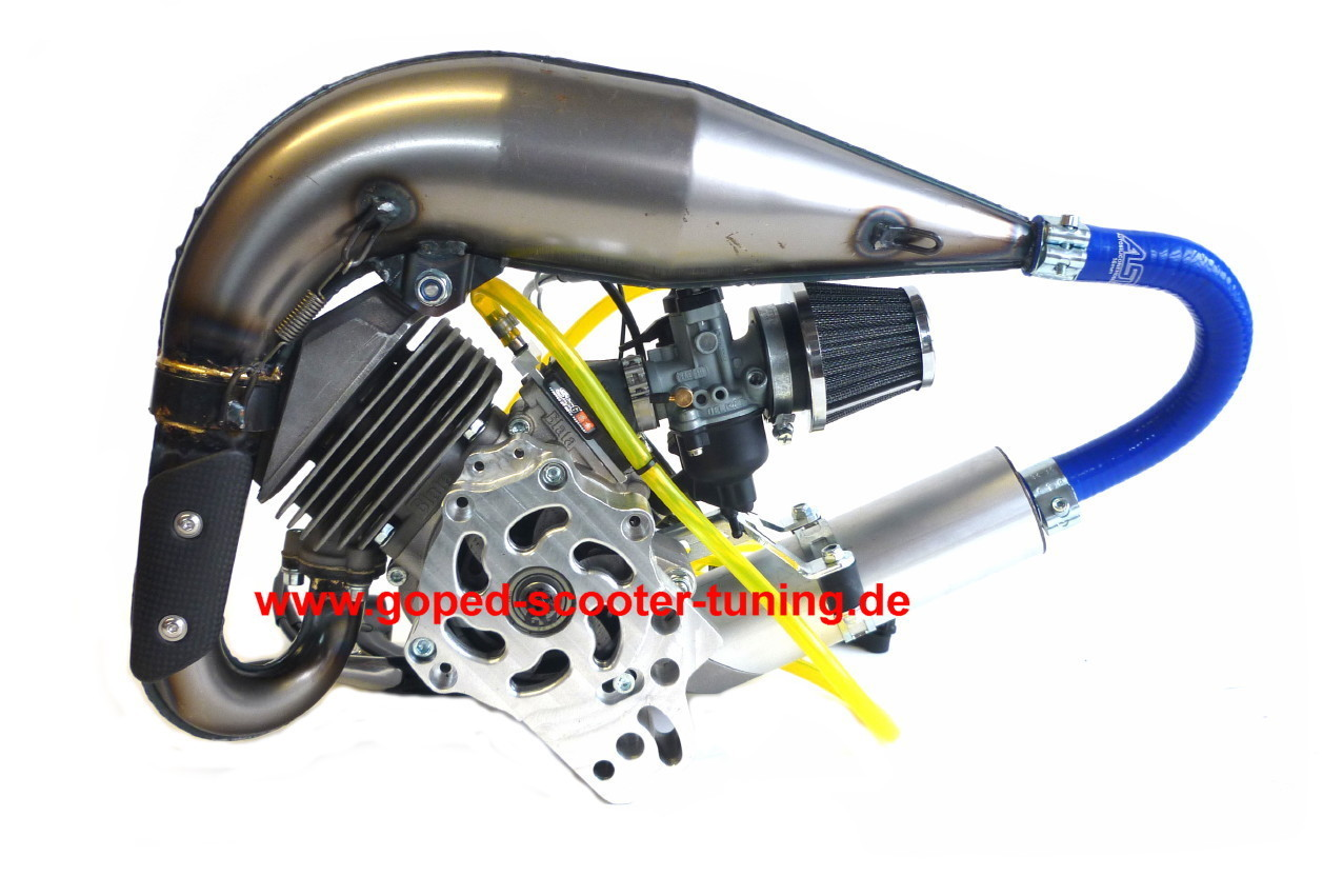 High Country Motors >> Blata Performance Engine for California Go-peds - Goped Scooter Tuning