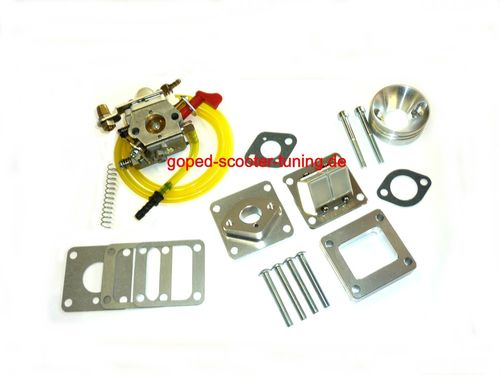 Racing Carburetor kit for 47/49cc Pocketbike Engines