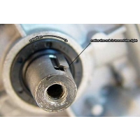Timing Advance Key California Go-Peds 39cc / 47/49cc Pocketbike / RC