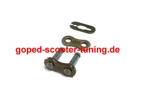 KMC Master Link for 25H Chain / Pocket Bike, Go-ped, Miniquad etc.
