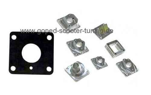 47/49cc Pocket Bike 4 Pedal billet reed block gasket