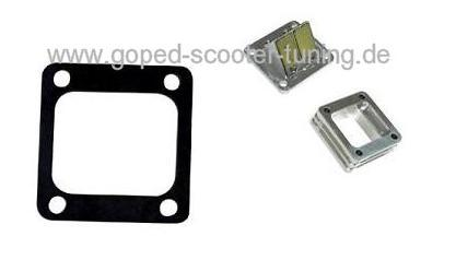 47/49cc Pocket Bike Performance reed block gasket