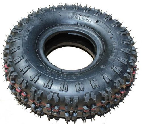 Cross Tyre 4.10-4 / 3.00-4 Go-ped, Blata Miniquad Pocket Quad